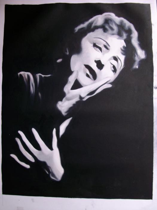 Edith Piaf por elise83